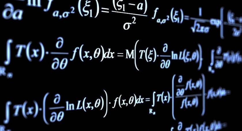 Oświata, Matematyka fajna - zdjęcie, fotografia