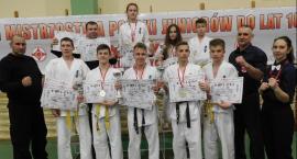 Dwubój karateków Golubsko-Dobrzyńskiego Klubu Karate Kyokushin